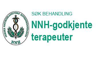 Søk terapeuter godkjent av NNH